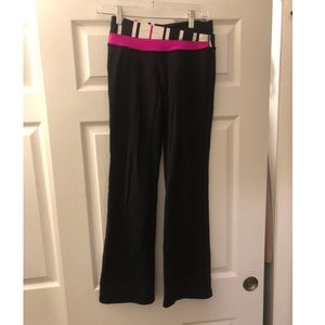 Lululemon size 4 Yoga Pants